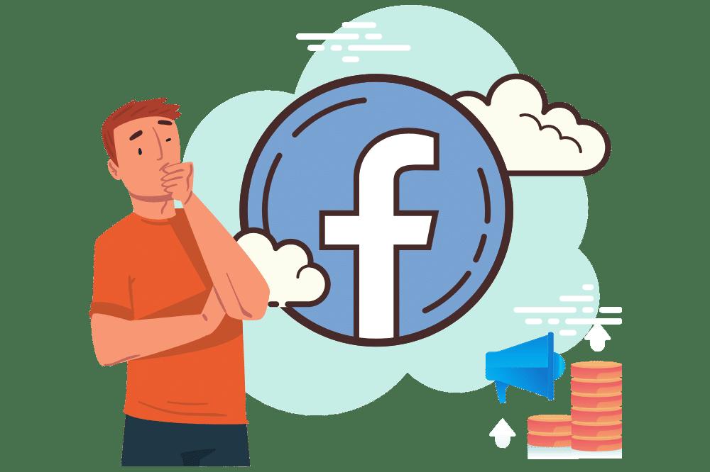 Επιλογή τύπου προώθησης στο Facebook
