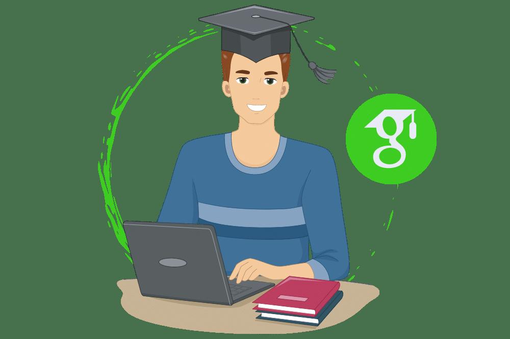 ASEO, Academic SEO, Author, Graduate